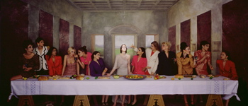 FRANK HERHOLDT | Last Supper